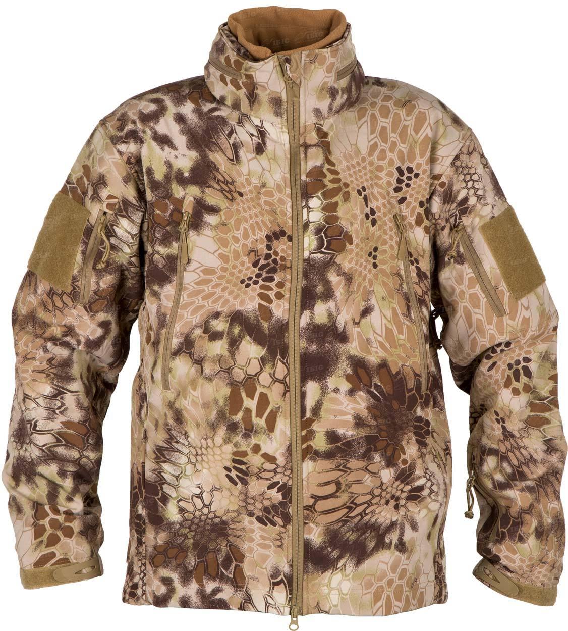 Куртка Skif Tac Softshell Kryptek khaki