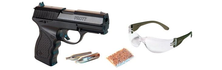 Пистолет пневматический Crosman мод.PRO77 Kit