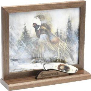 Нож подарочный Browning Outdoors