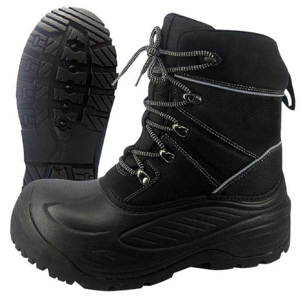 Ботинки зимние Norfin Discovery (-30°) black