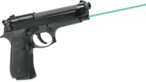 Лазерный целеуказатель LaserMax интегрированный под Beretta/Taurus (зелёный)