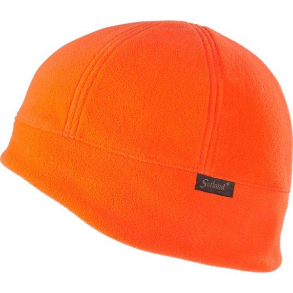 Шапка детская Seeland Conley оранжевая