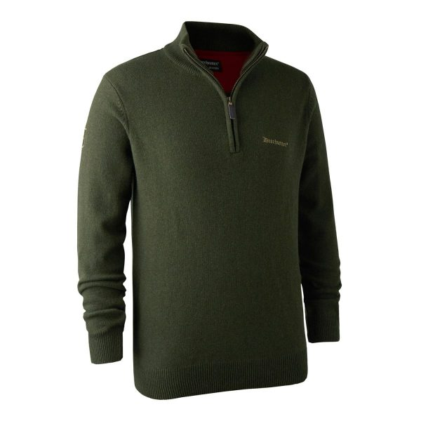 Свитер Deerhunter Hastings Zip-Neck