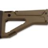 Приклад Bushmaster ACR фиксированный коричневый