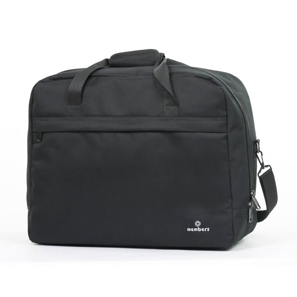 Сумка дорожная Members Essential On-Board Travel Bag 40 Black