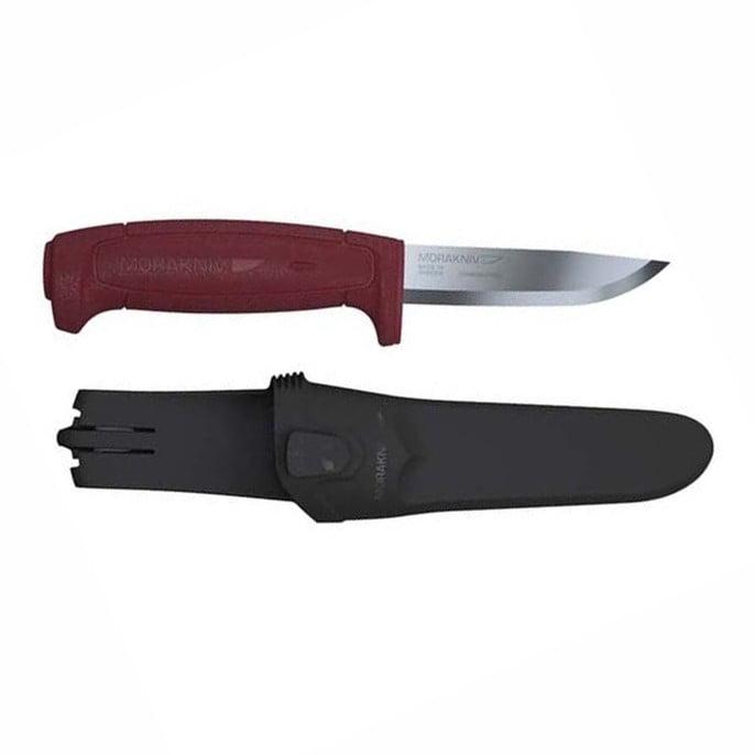 Нож с фиксированным клинком Morakniv Basic