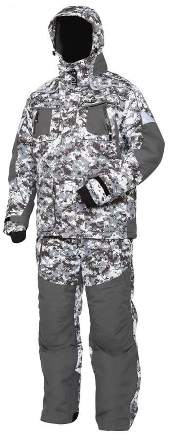 Зимний костюм Norfin Explorer (-40°) белый камуфляж
