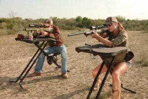 Упор для стрельбы Do-All Outdoors IBSB1 стальной