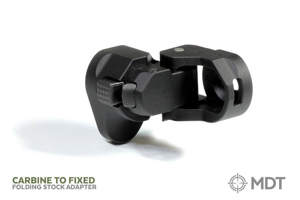 Адаптер приклада MDT складной. Carbine – Fixed