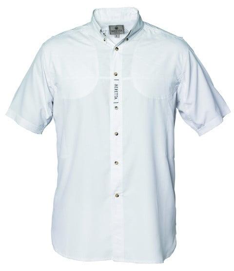 Рубашка Beretta с коротким рукавом LT10-7552-0100