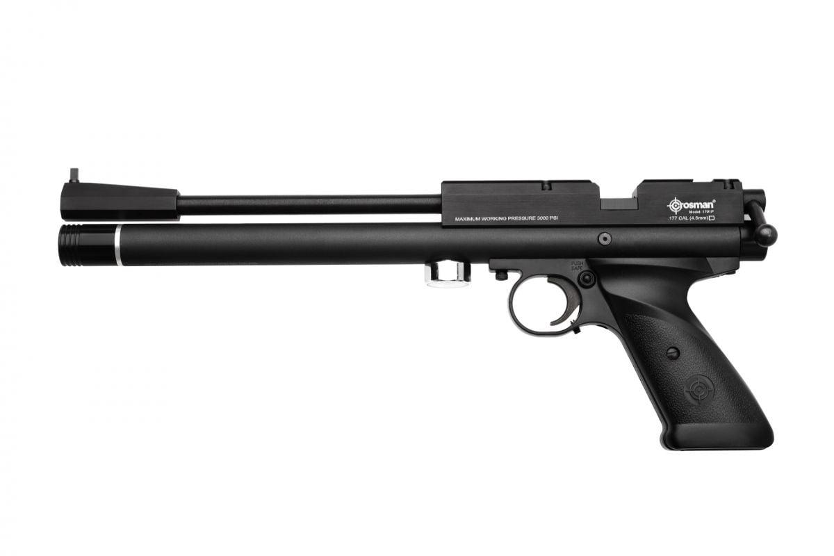 Пистолет пневматический Crosman Silhouette кал.4,5