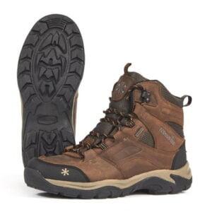 Трекинговые ботинки Norfin Mission коричневые