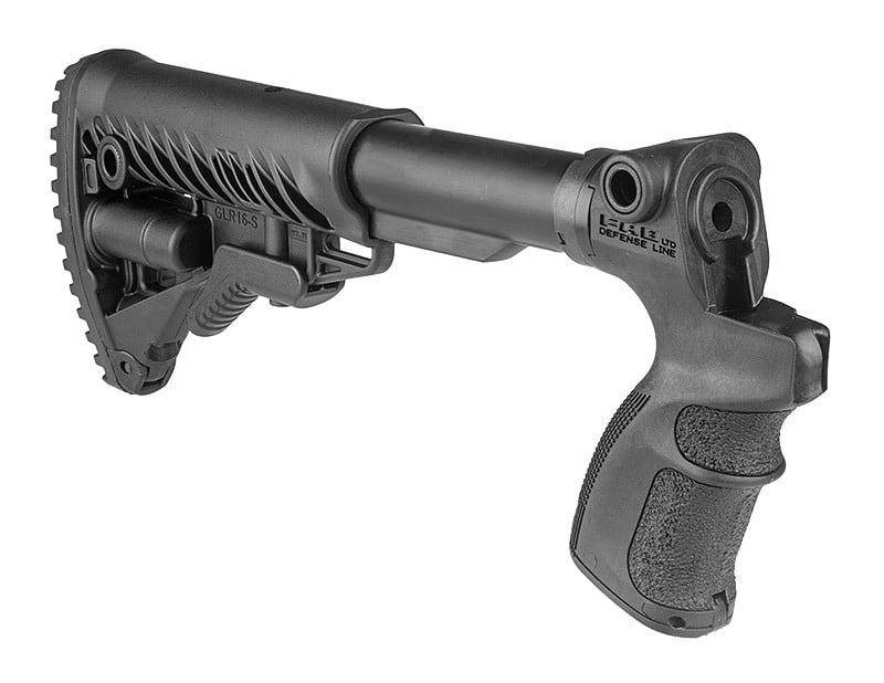 Приклад Fab Defense AGM-500FK M4 для Mossberg 500/590 Maverick 88