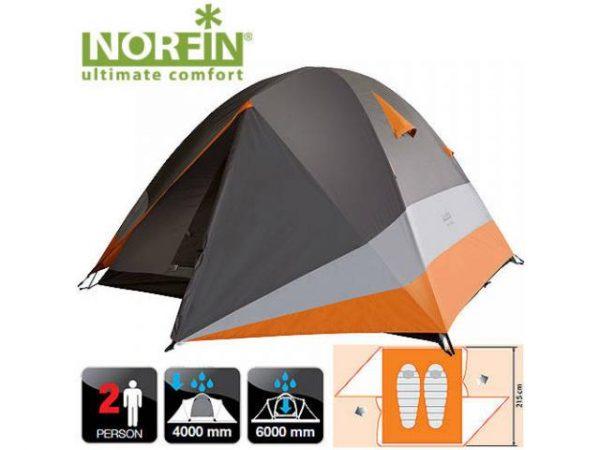 Палатка Norfin Begna 2 ALU