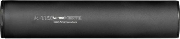 Глушитель A-TEC 150Hertz – кал. 6.5 мм (под кал. 243 Win; 6,5х47 Lapua; 260 Rem и 6,5×55). Резьба – M15x1