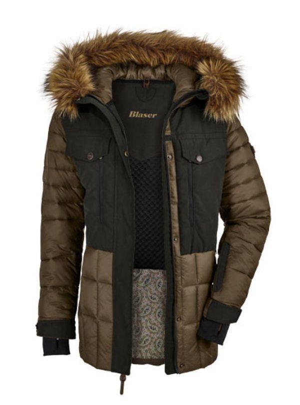 Куртка Blaser Active Outfits Primaloft