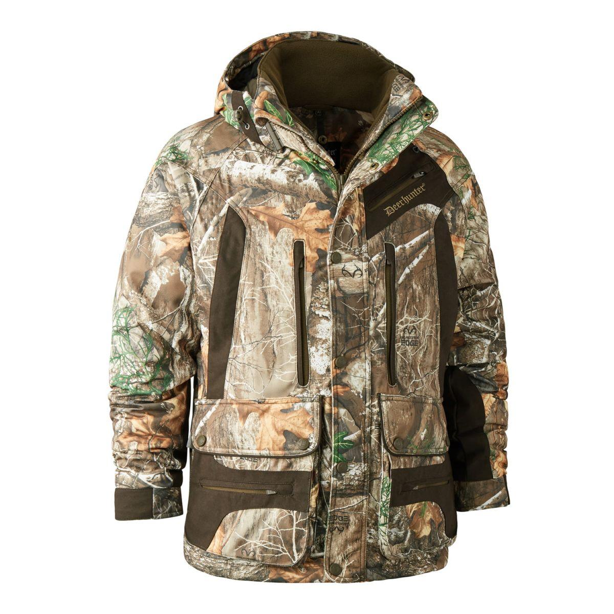 Куртка Deerhunter Muflon Camo Edge лес