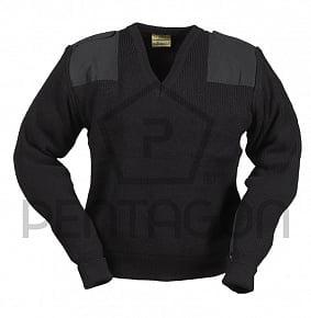 Свитер BW Style Pentagon черный