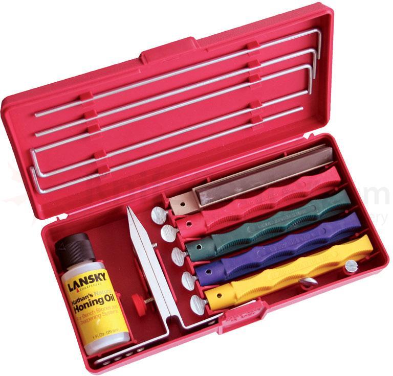 Точило для ножей Lansky Professional Knife Sharpening System