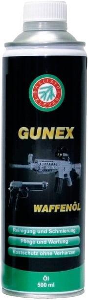Масло оружейное Gunex 500 мл.