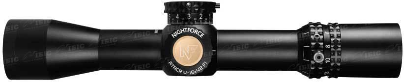 Прицел оптический Nightforce ATACR 5-25×56 ZeroS 0.250 MOA сетка MOAR с подсветкой