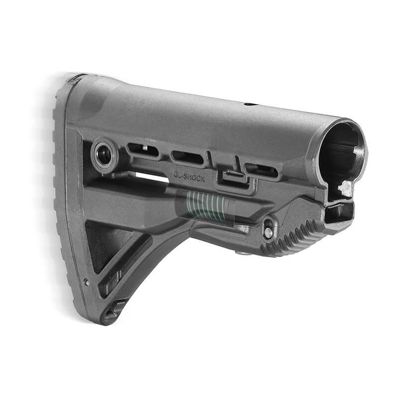 Приклад FAB Defense GL-Shock для M4 c амортизатором