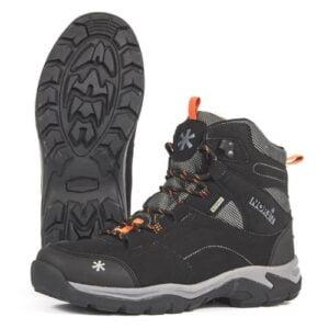 Трекинговые ботинки Norfin Mission черные