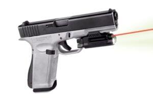 Лазерный целеуказатель LaserMax Spartan Combo (красный)