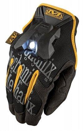 Перчатки ORIGINAL LIGHT black Mechanix