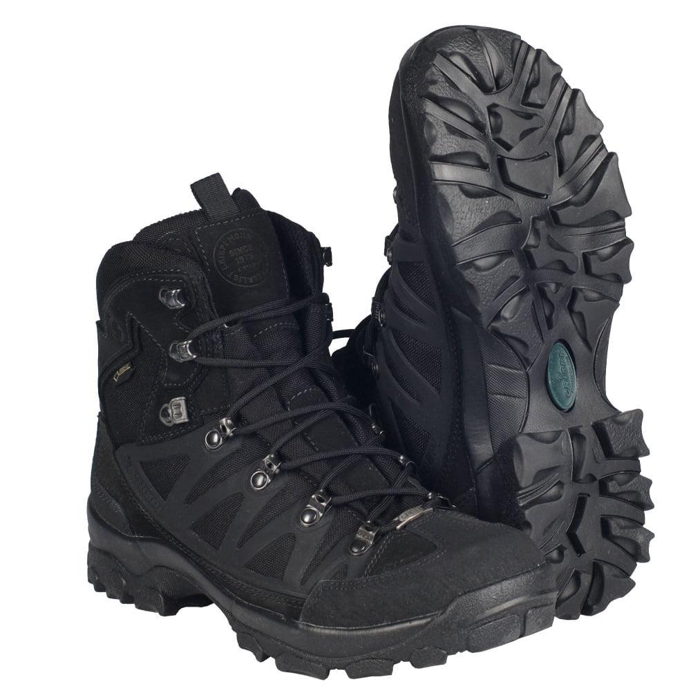 Ботинки Crispi STEALTH PLUS GTX BLACK