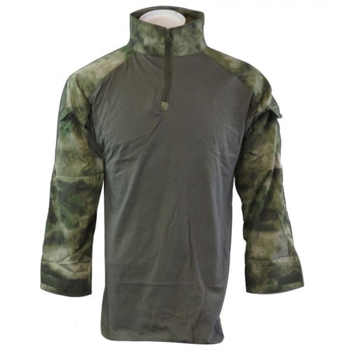 Рубашкa Skif Tac AOR shirt w/o elbow A-Tacs Green