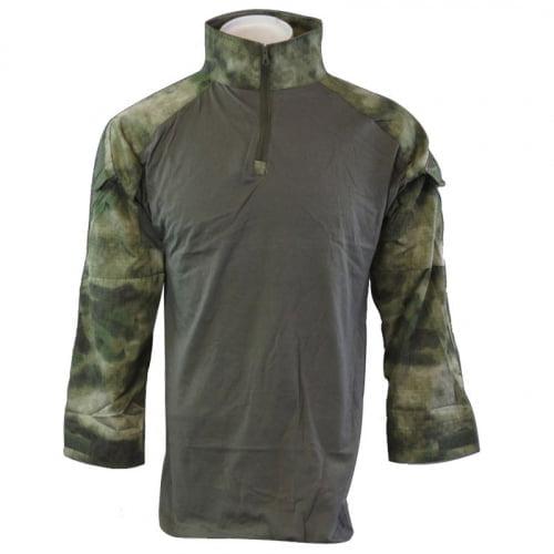 Рубашкa Skif Tac AOR shirt w/o elbow A-Tacs Green