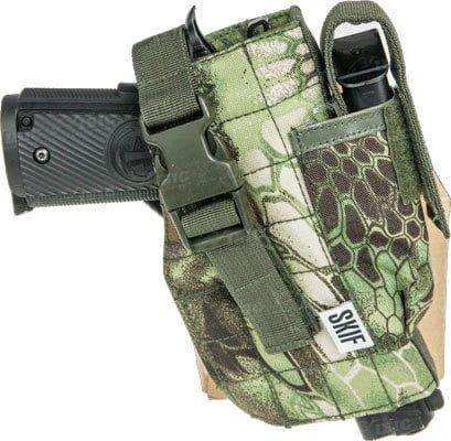 Кобура Skif Tac пистолетная для Форт14/17kryptek green