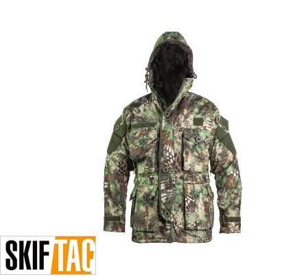 Куртка Skif Tac Smoke Parka Kryptek Green