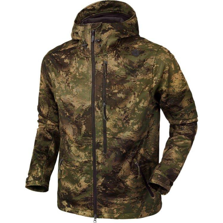 Куртка Harkila Lagan Camo Axis MSP&Forest Green