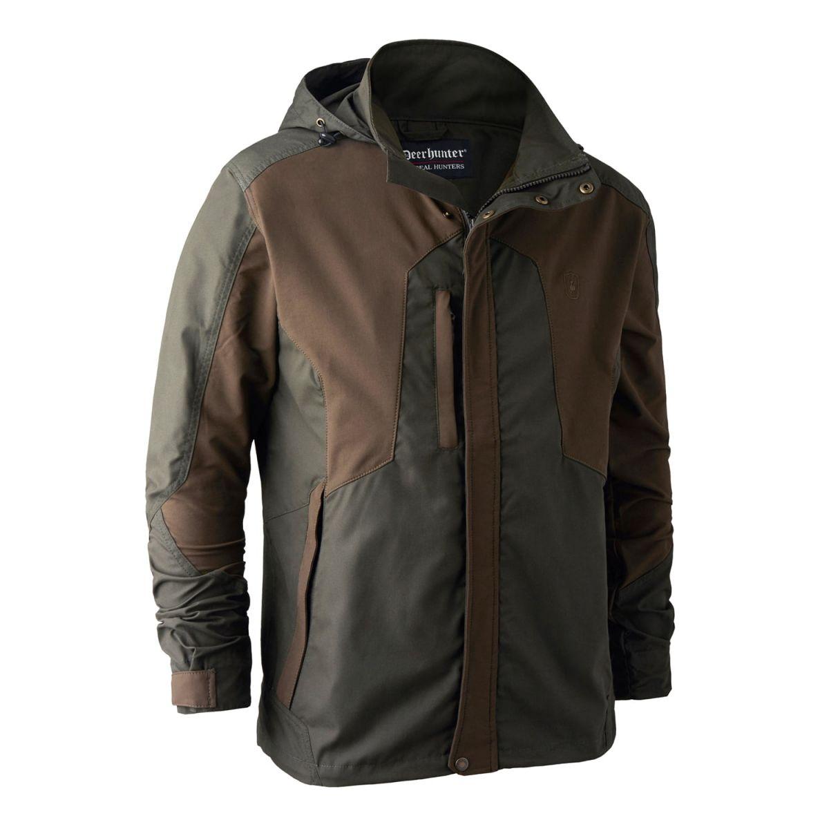 Куртка Deerhunter Strike OEKO-TEX+Teflon Shield Deep Green