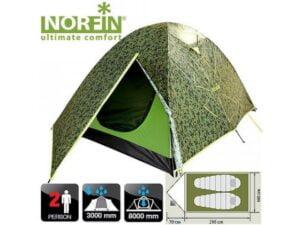 Палатка трекинговая Norfin Cod 2