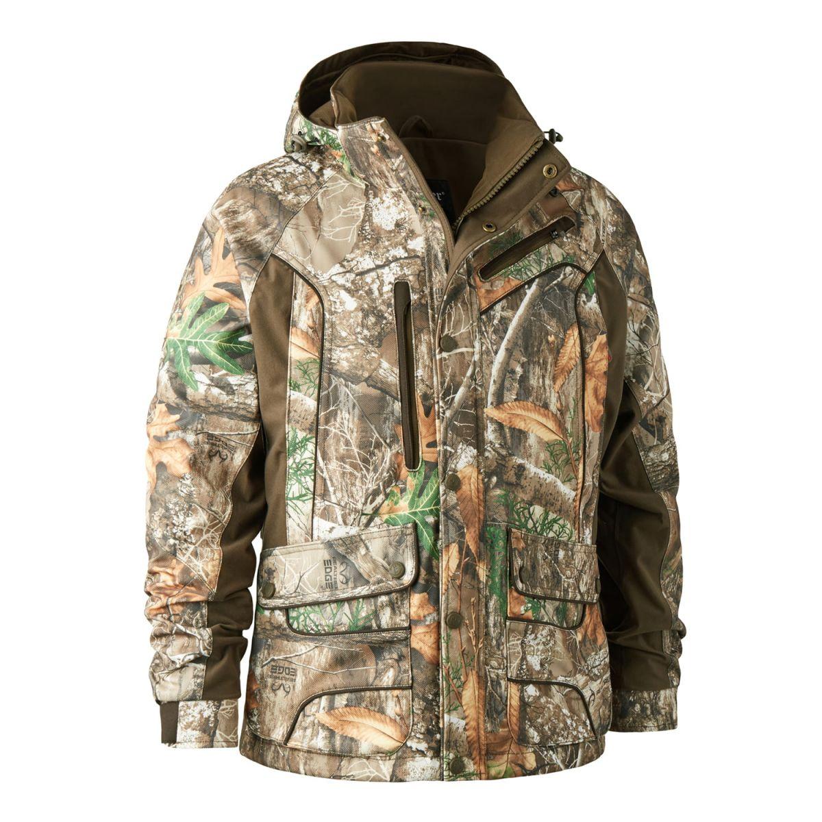 Куртка Deerhunter Muflon Light Camo лес