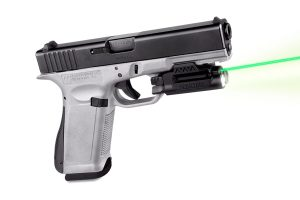 Лазерный целеуказатель LaserMax Spartan Combo (зелёный)