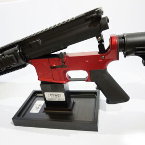 Подставка Dewey Sentinel Plate для чистки оружия на базе AR-15