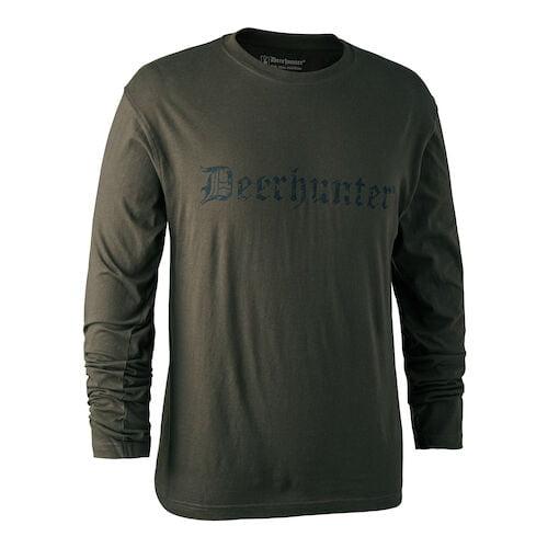 Футболка Deerhunter с длинными рукавами