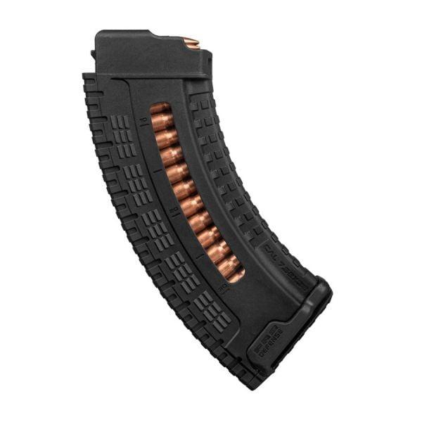 Магазин FAB Defense Ultimag AK 30R кал. 7,62х39 с окном