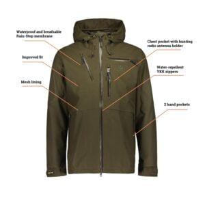Куртка Alaska Extreme lite III Forest Green