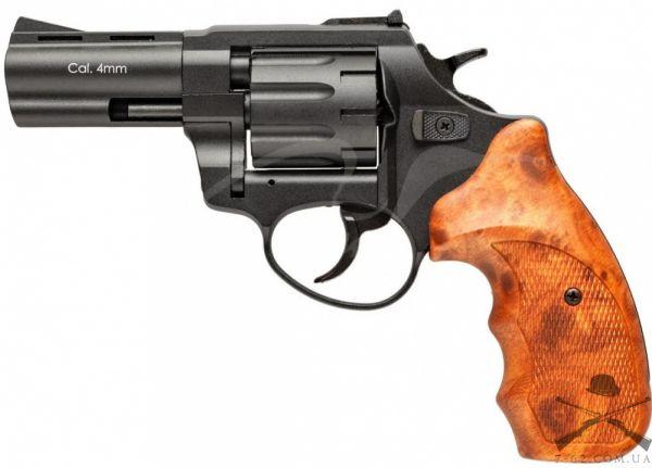 Револьвер флобера STALKER 3 рукоять коричневый пластик