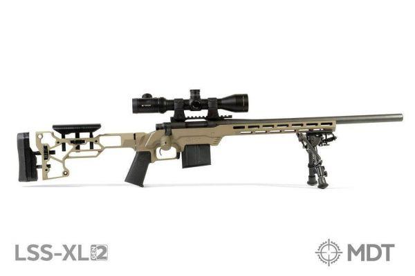 Ложа MDT LSS-XL Gen2 Carbine для Tikka T3 SA