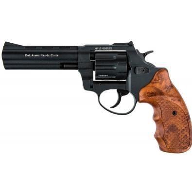 Револьвер флобера STALKER S 4.5 рукоять коричневый пластик