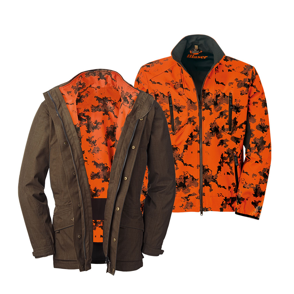 Куртка Blaser Active Outfits Hybrid Blaze 2в1
