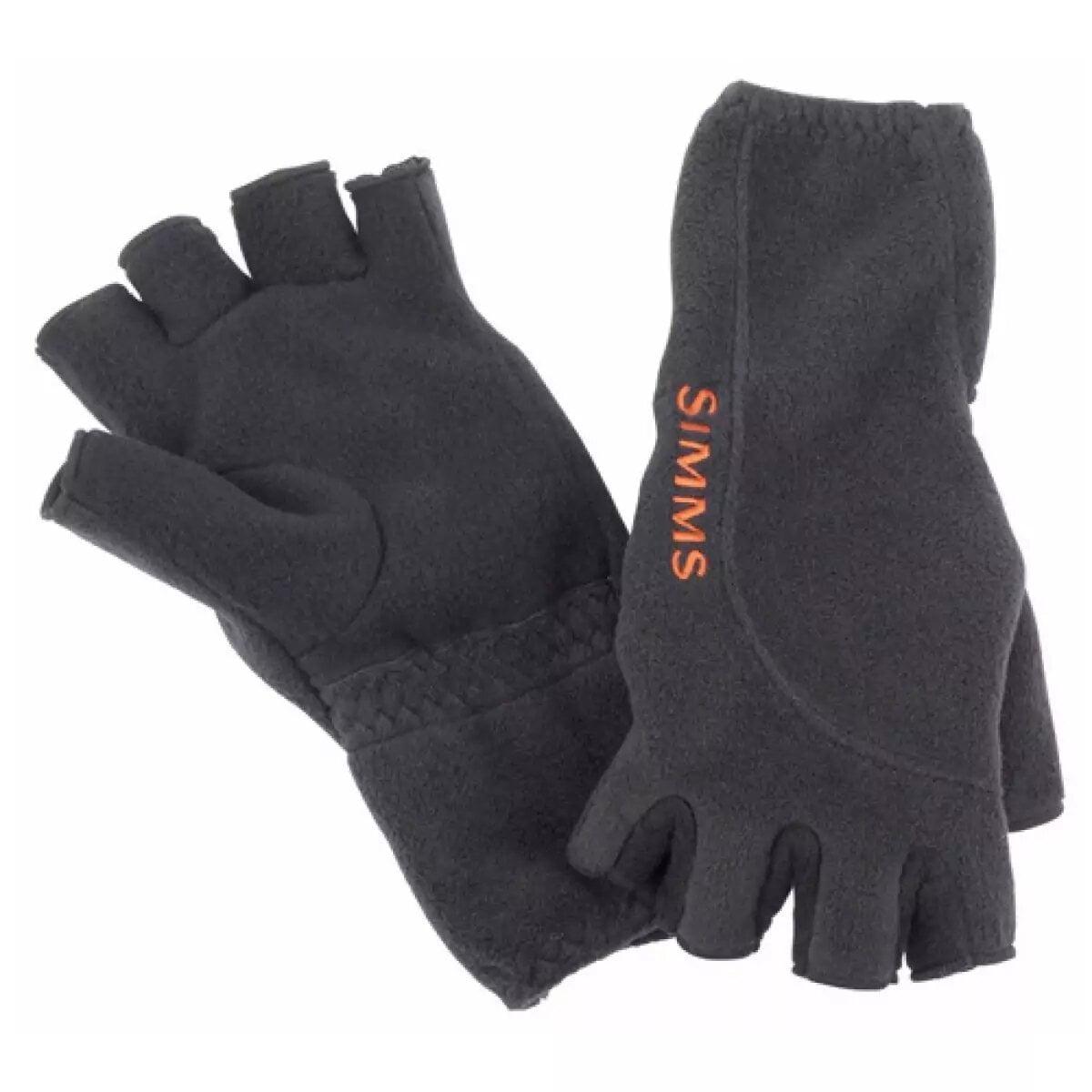 Перчатки Simms Headwaters Half Finger Glove Black