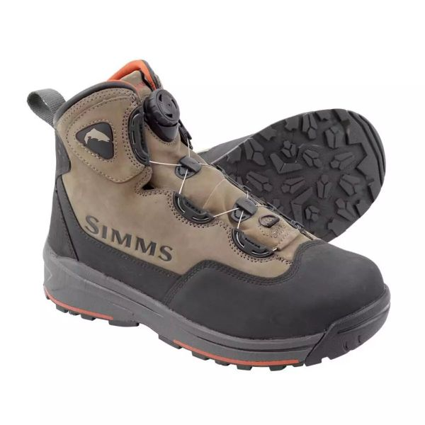Забродные ботинки Simms Headwaters BOA Boot Wetstone