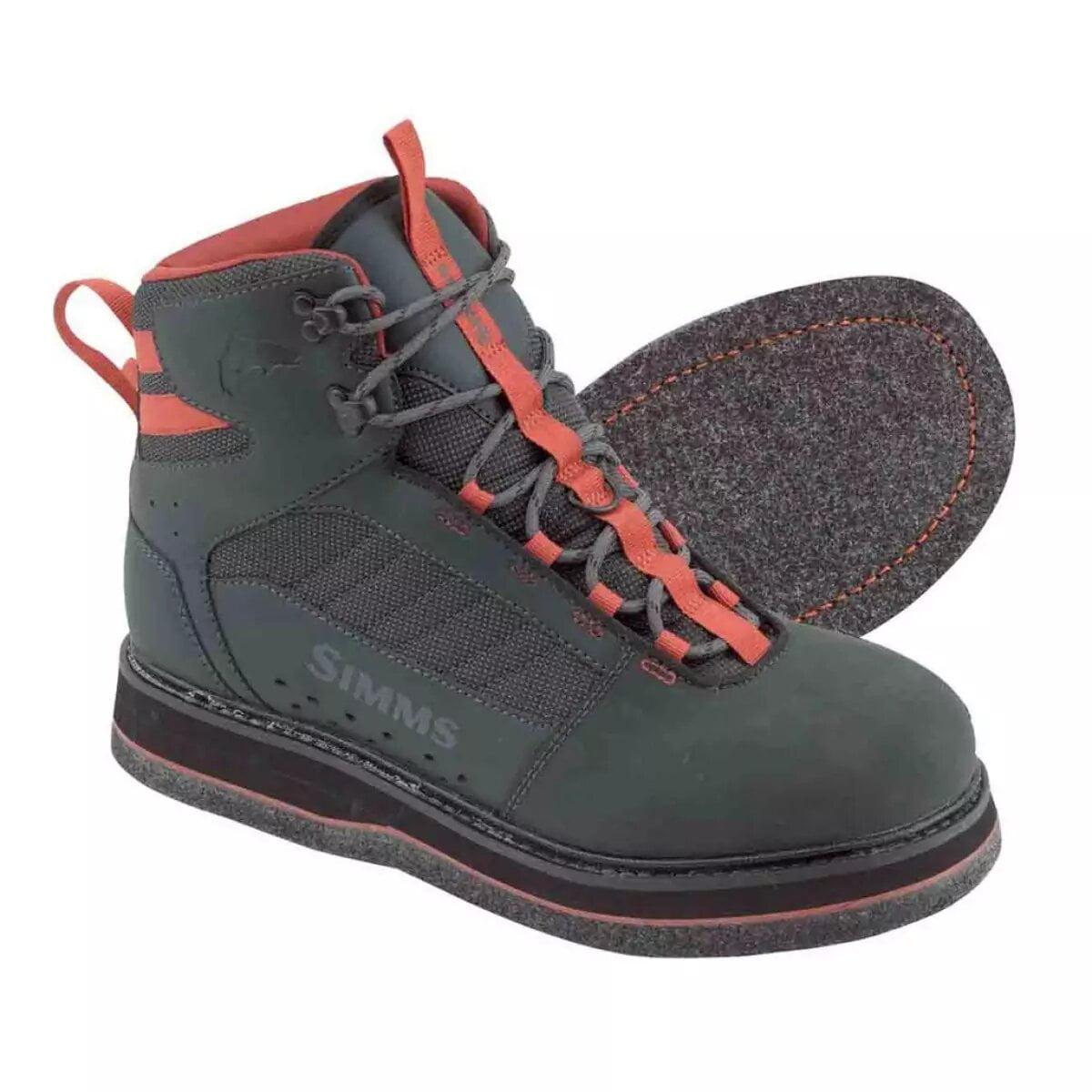 Забродные ботинки Simms Tributary Boot – Felt Carbon